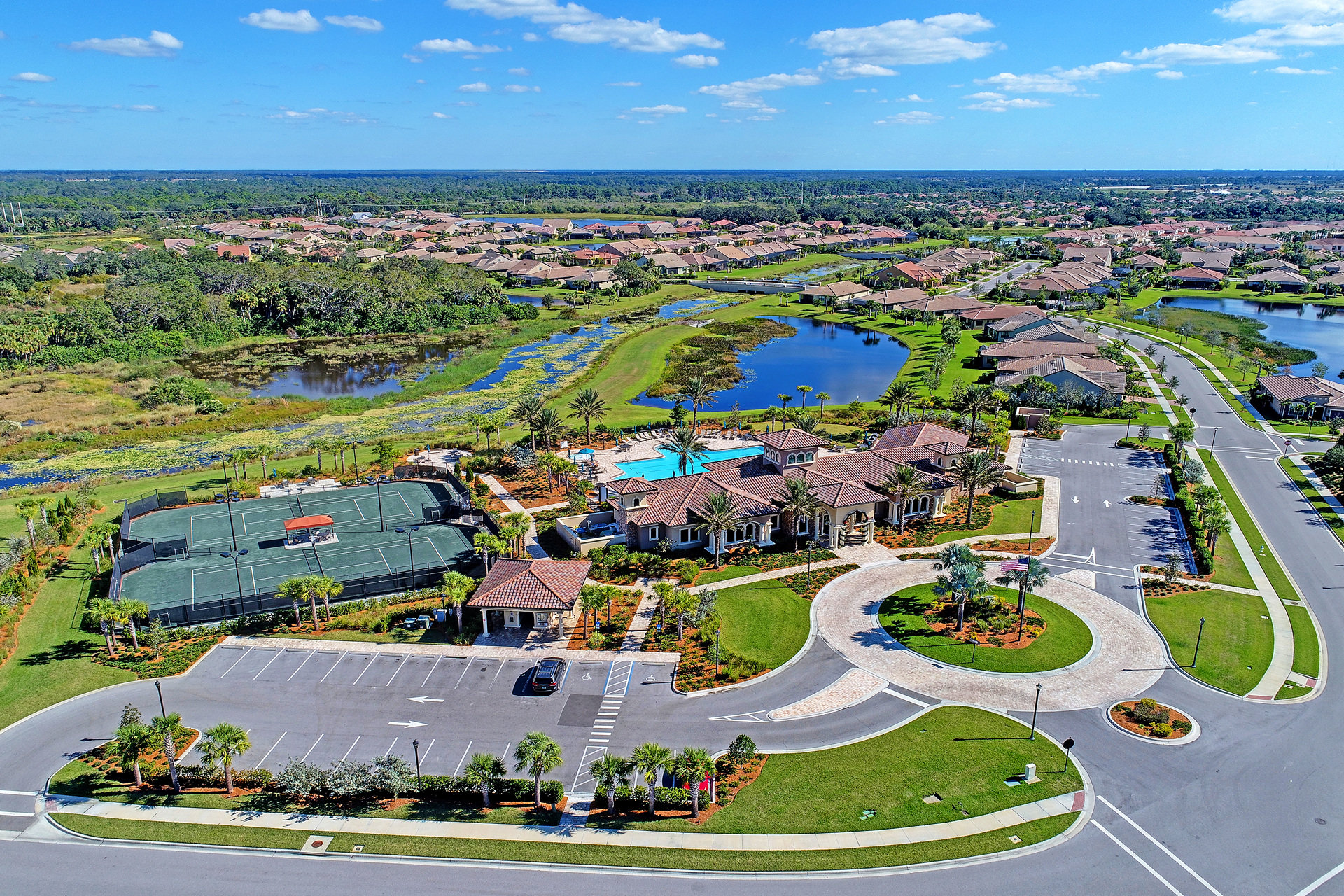 Sandhill Preserve on Palmer Ranch Homes for Sale