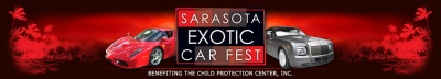 Sarasota Exotic Car Fest