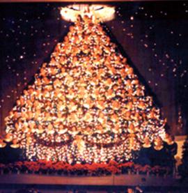 Singing Christmas Tree West Palm Beach