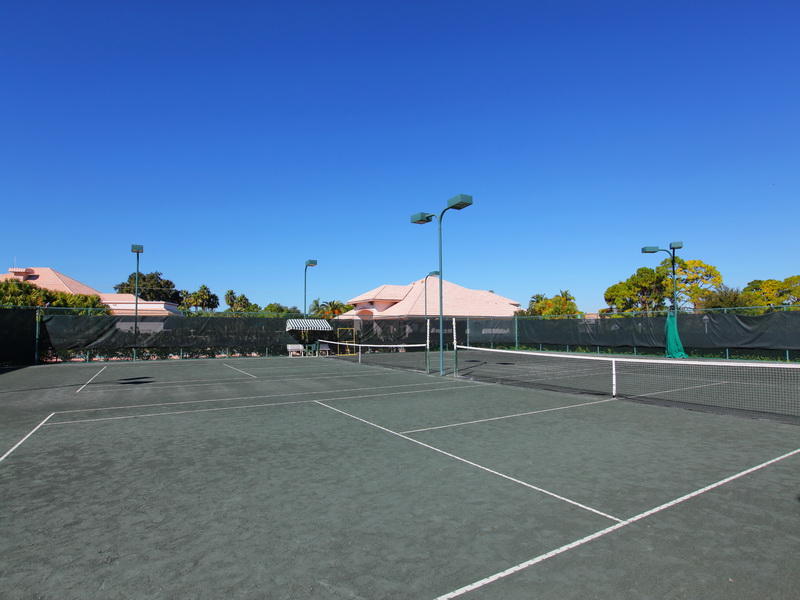 Stoneybrook Golf and Country Club Tennis