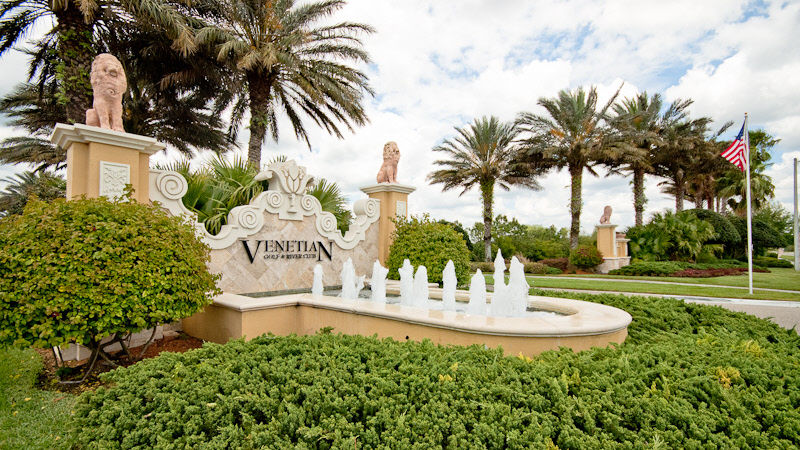 The Venetian Golf and River Club