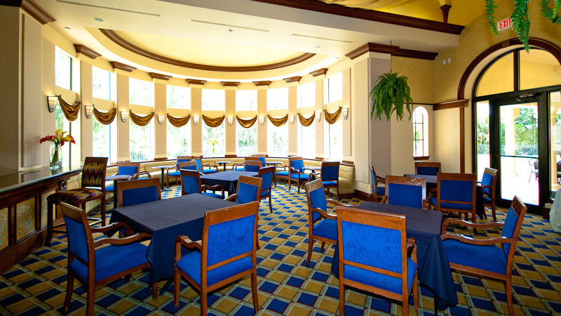 The Venetian River Club Dining