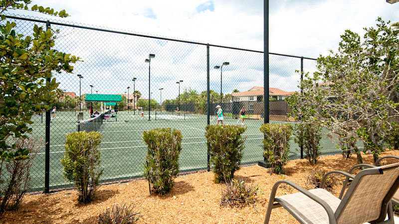 The Venetian River Club Tennis Courts