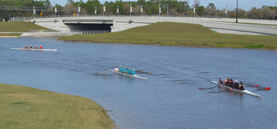 Benderson Rowing Park in Sarasota