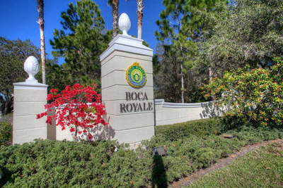 Boca Royale Country Club Homes for Sale
