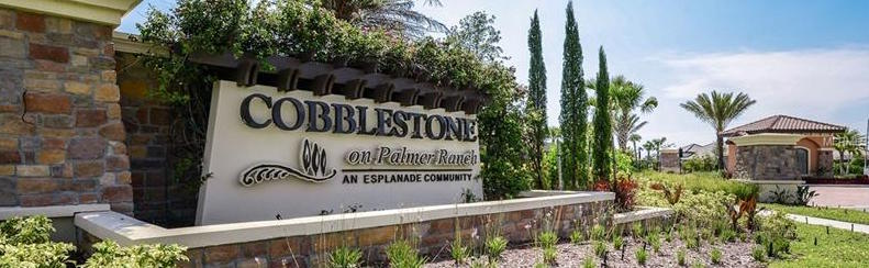Cobblestone on Palmer Ranch Homes for Sale