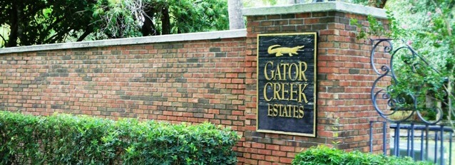 Gator Creek Golf Course Homes for Sale