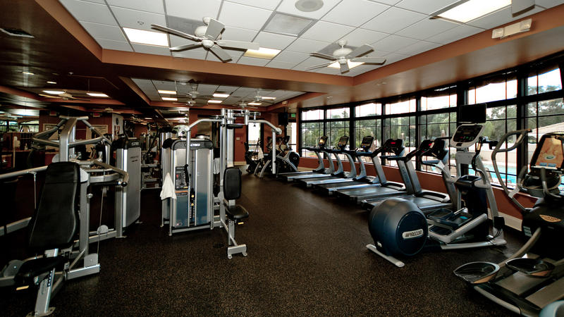 Heritage Oaks Golf and Country Club Fitness Center