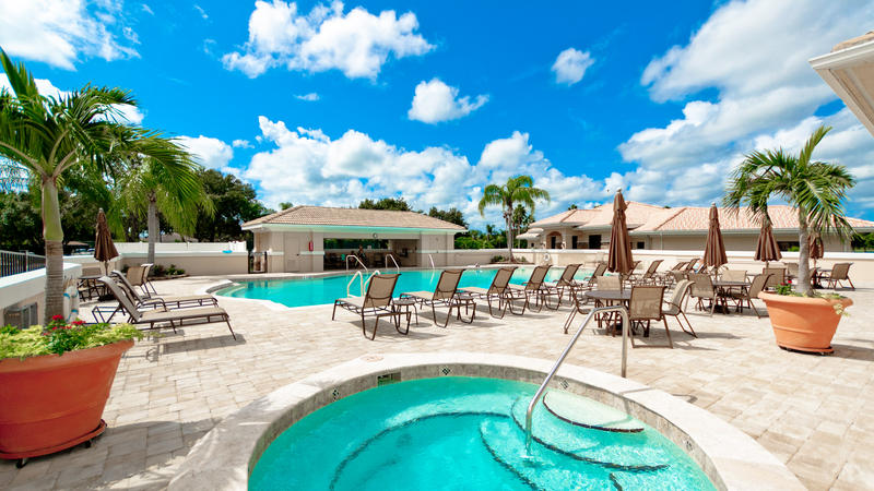 Heritage Oaks Golf and Country Club Pools