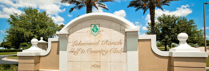 Lakewood Ranch Golf and Country Club Homes for Sale