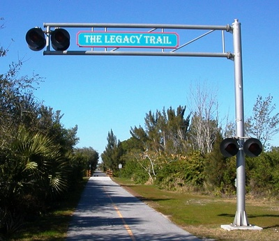 Legacy Bike Trail Sarasota