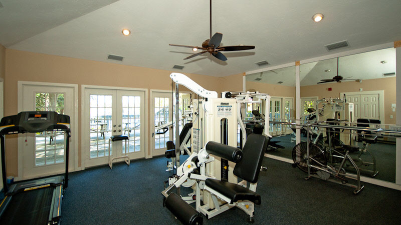 The Lakes Community Excersise Room